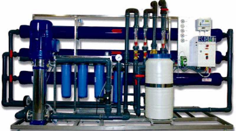 Реагенты для водоподготовки и водоочистки